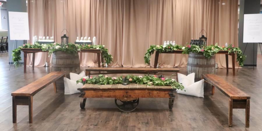 Ripon College wedding Milwaukee