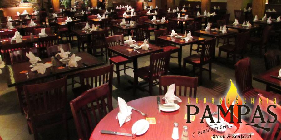 Pampas Brazilian Steakhouse & Grille wedding Las Vegas