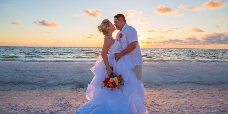 Grand Plaza Beach Resort wedding Tampa