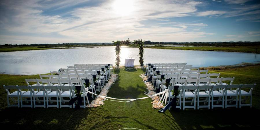 Omni Orlando Resort at ChampionsGate wedding Orlando