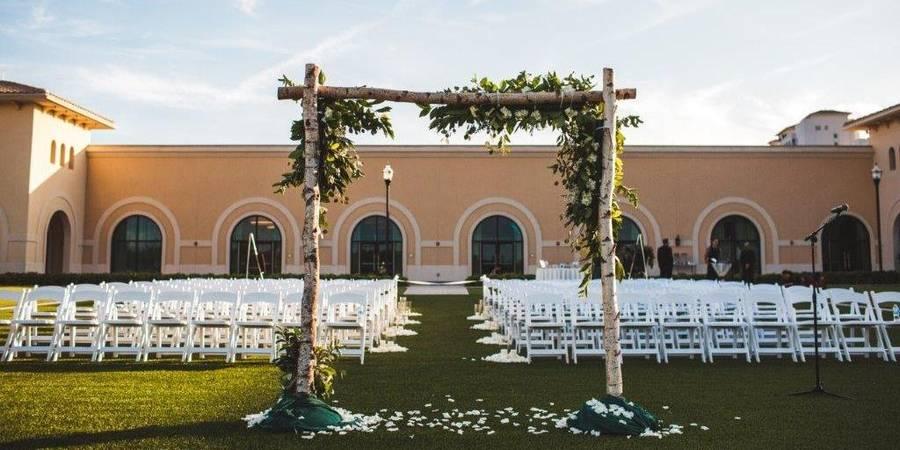 Omni Orlando Resort at ChampionsGate wedding Orlando