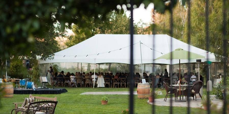 Hawkwood Hill, a Milestone property wedding Napa/Sonoma