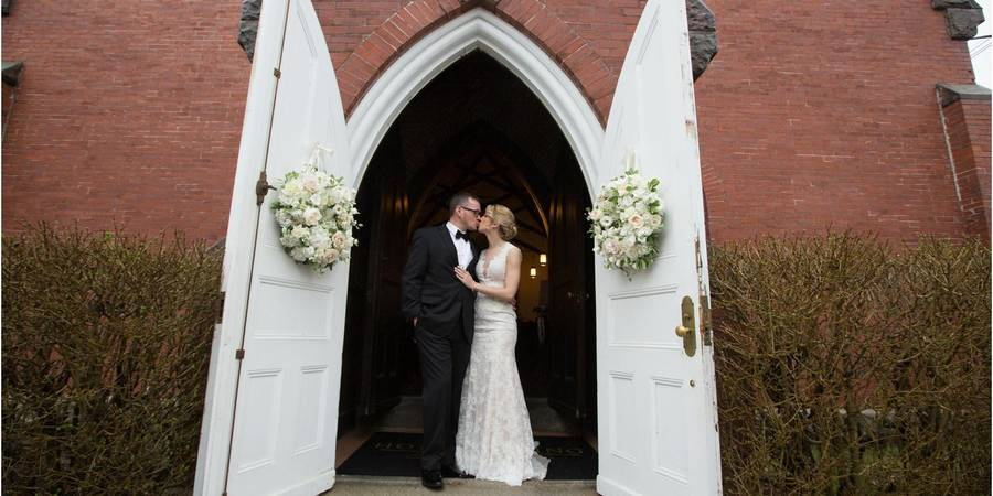 Hotel Viking wedding Coastal Rhode Island