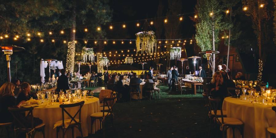 Cabins on Strawberry Hill wedding Sedona/Flagstaff