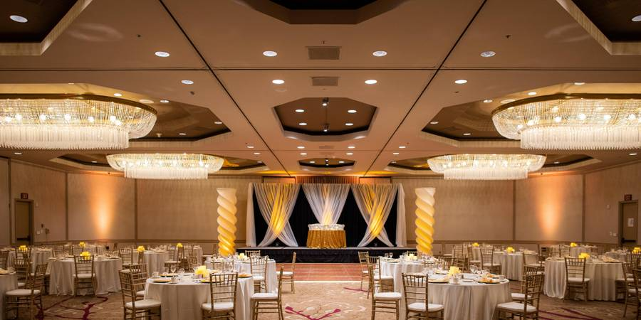 Walnut Creek Marriott wedding East Bay