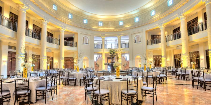 Hotel Colonnade Coral Gables, Autograph Collection Hotel wedding Miami