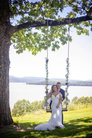 Audrey's Lakeview Wedding & Events wedding Arkansas