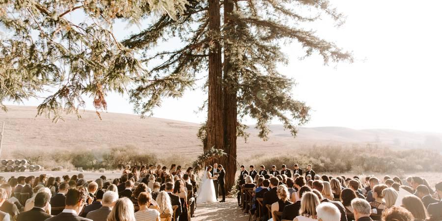 Stemple Creek Ranch wedding Marin