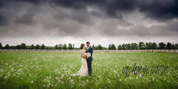 Cobblestone Farms wedding Traverse City