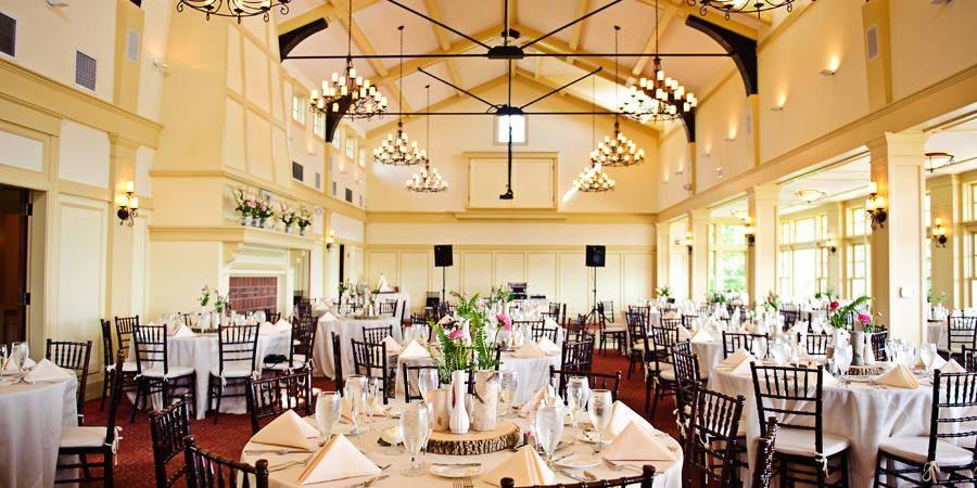 Catoctin Hall at Musket Ridge wedding Frederick
