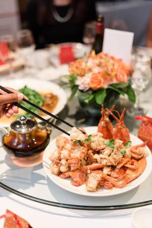 Harborview Restaurant & Bar wedding San Francisco