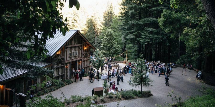 Waterfall Lodge & Retreat wedding Monterey/Carmel Valley
