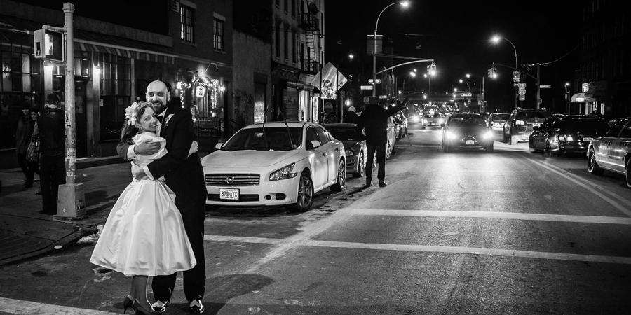 Knitting Factory Brooklyn wedding Brooklyn