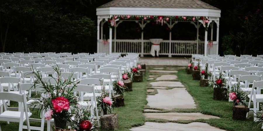 Meditations Weddings & Events wedding Stillwater
