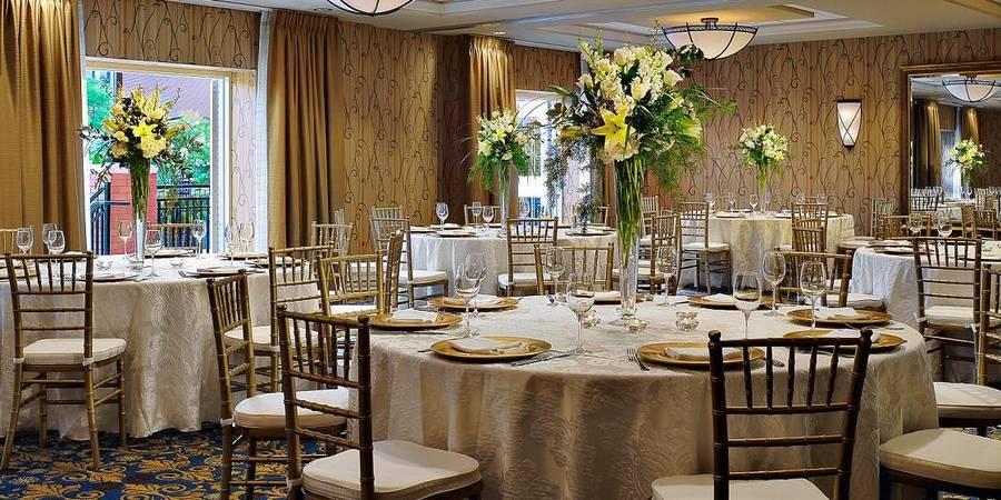 The Hotel at Auburn University wedding Southern Alabama