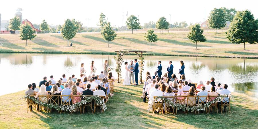 Ag Heritage Park at Auburn University wedding Burmingham