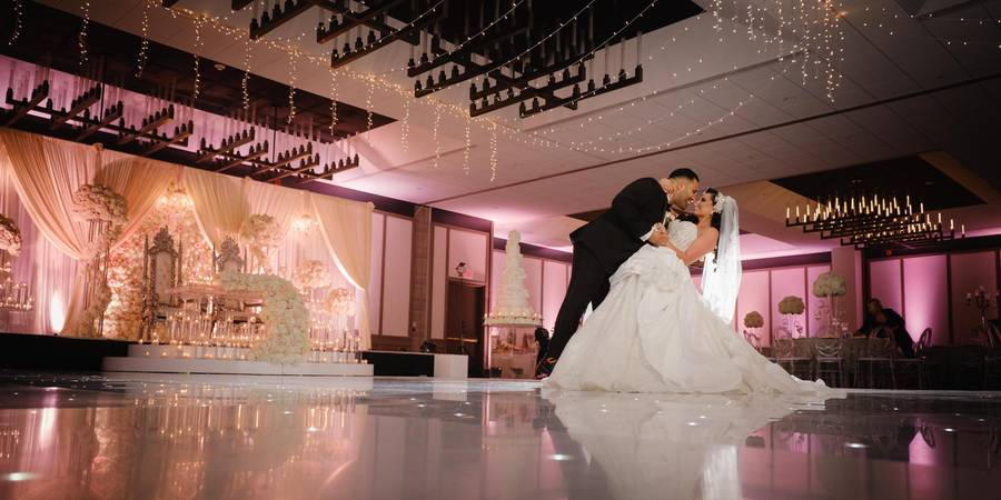 Renaissance Toledo Downtown Hotel wedding Toledo