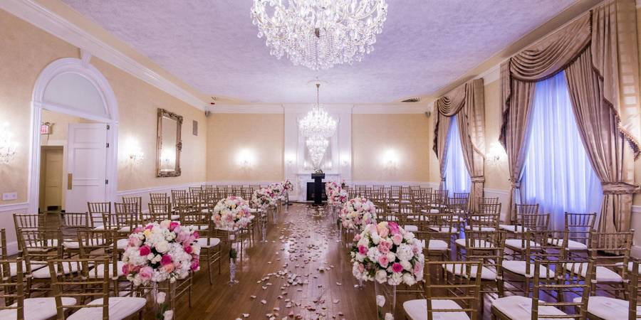 3 West Club wedding Manhattan