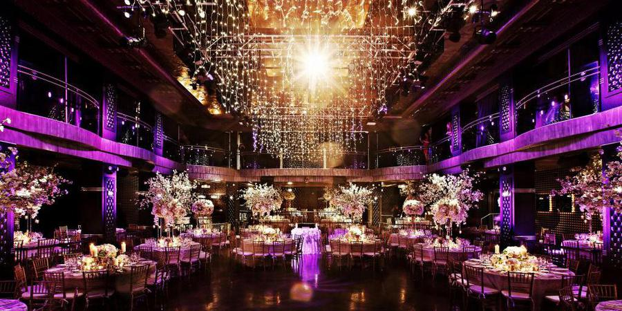 Edison Ballroom wedding Manhattan