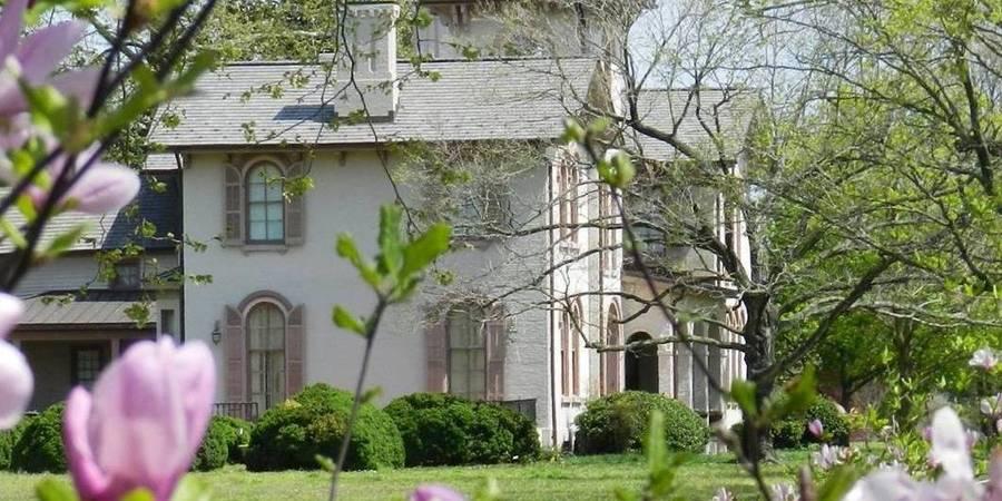 Seaford Historical Society wedding Delaware