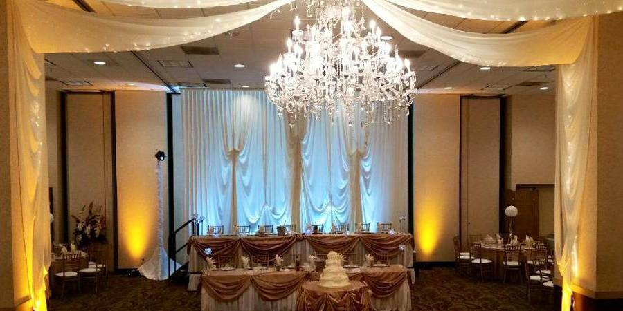 Comfort Suites O'Hare Banquet wedding Chicago