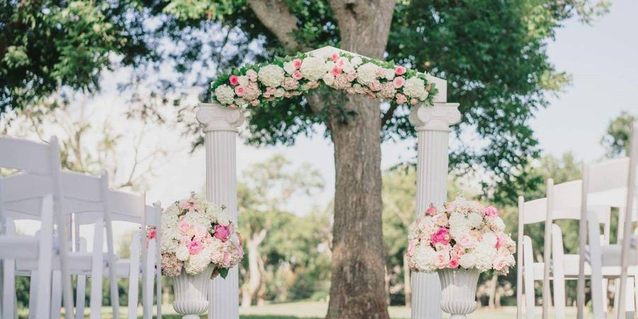 Sweetwater Country Club wedding Houston