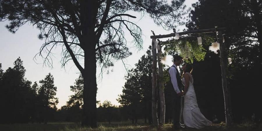 Arizona Nordic Village wedding Sedona/Flagstaff