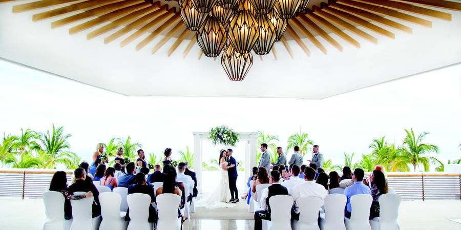 Marquis Los Cabos wedding Mexico