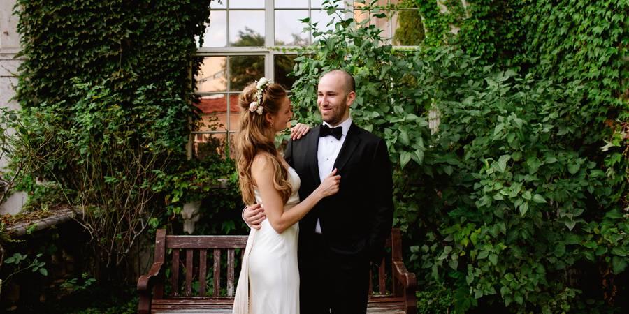 Harvard Art Museums wedding Boston
