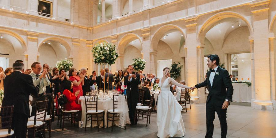 Harvard Art Museums wedding Boston