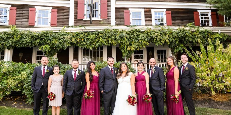 The Red Lion Inn and Barn wedding Western Massachusetts