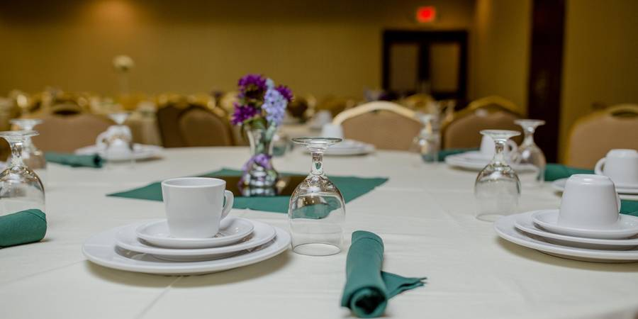 Holiday Inn Dover-Downtown wedding Delaware