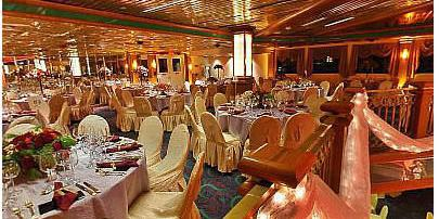Yachts For All Seasons: Cornucopia Majesty wedding North Jersey