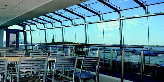 Yachts For All Seasons: Hybrid wedding Manhattan