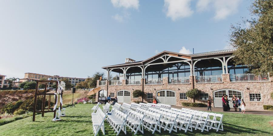 The Crossings at Carlsbad wedding San Diego