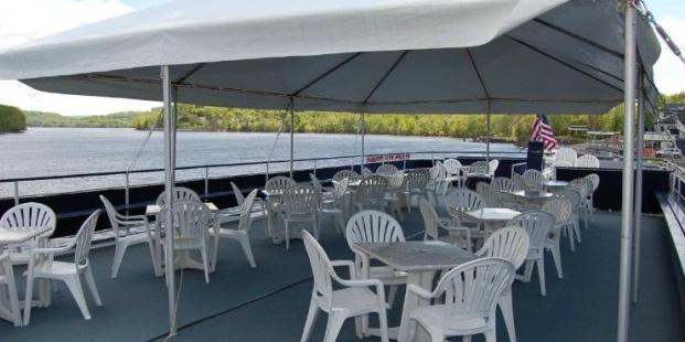 Yachts For All Seasons: Lady Katherine wedding Hartford