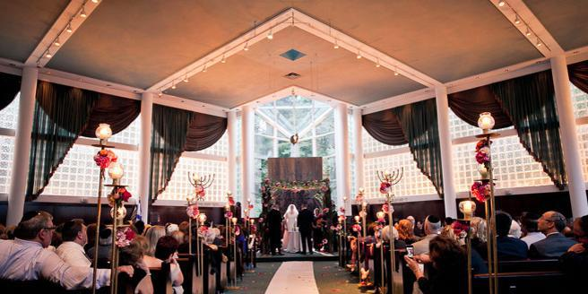 Woodbury Jewish Center wedding Long Island