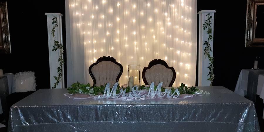 Center Stage Event Venue wedding Arkansas
