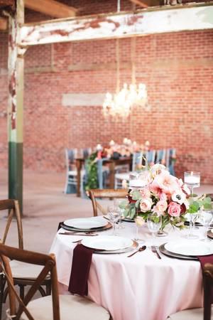 The Factory at Walton Mill wedding Atlanta