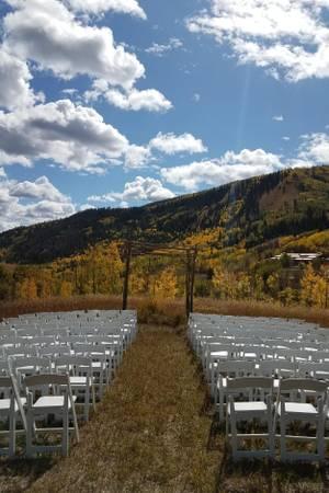 Sunlight Mountain Resort wedding Aspen/Vail/High Rockies