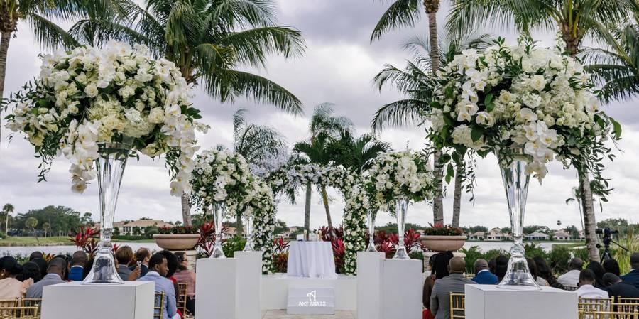 PGA National Resort & Spa wedding Boca Raton