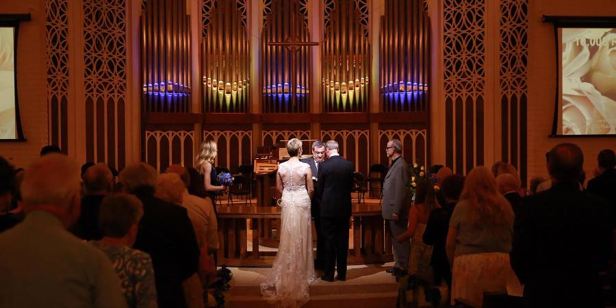 Orangewood Presbyterian Church wedding Phoenix/Scottsdale