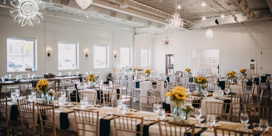 LEX 530 Metropolitan Event Center wedding Northeast Indiana