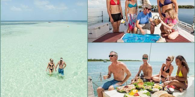 Danger Charters wedding Florida Keys