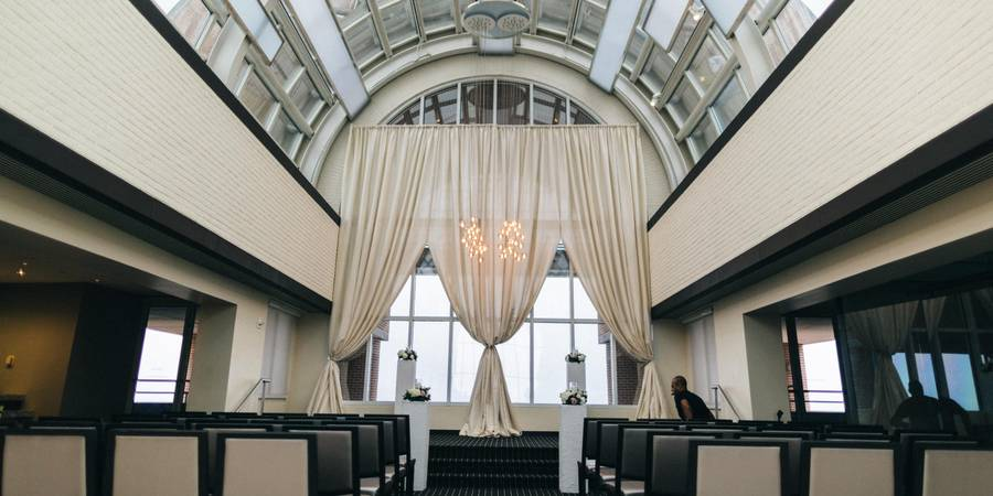 The Tower Club Tysons Corner wedding Northern Virginia