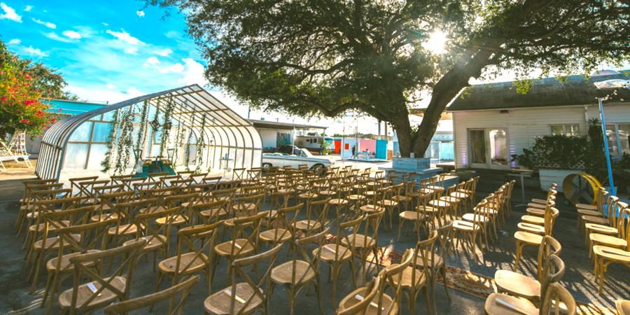Little River Studios wedding Miami