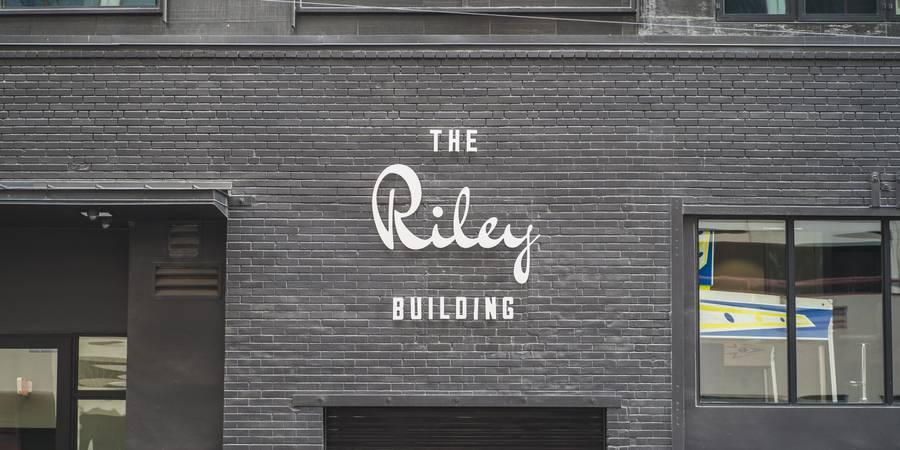 The Riley Building wedding Austin