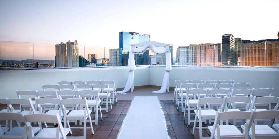 Platinum Hotel & Spa wedding Las Vegas