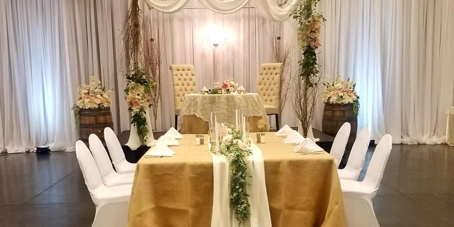 Clarion Hotel Convention Center wedding North Dakota
