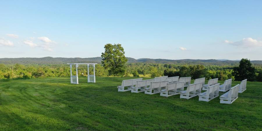 A View To Remember Wedding and Event Venue wedding Arkansas